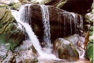 Spruce Brook Falls
