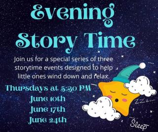 Evening Story Time Series