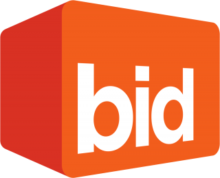 image of the word bid