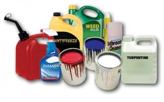 Household Hazardous Waste & Paint Collection